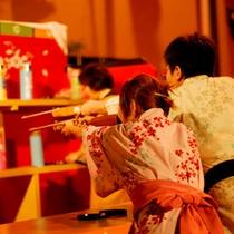 長谷部神社のお祭り