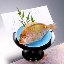 金沢の郷土料理のひとつ『鯛の唐蒸し』