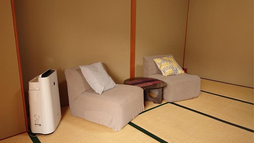 【和ベッド客室】ベッドとソファーで和室洋室のいいとこどり!快適にお過ごしいただけます
