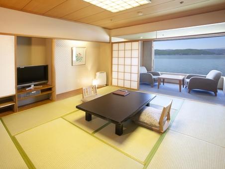 湖側【一般客室/6・7階】和室10畳/禁煙