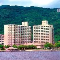 ホテル紅や 全景