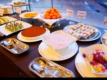 >【夕食】洋食ディナーバイキング 料理イメージ