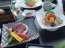 >【夕食】和食会席 料理イメージ