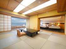 >【上諏訪別邸】12F特別フロア/和洋室