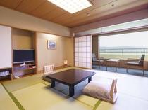 >【眺望指定なし和室10畳】お部屋の一例