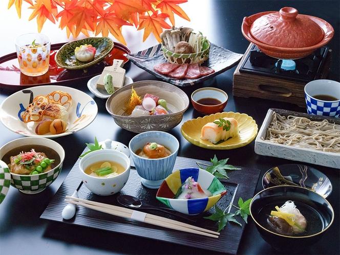 >【夕食】料理イメージ