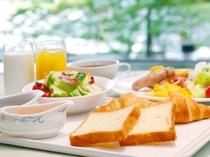 >【朝食】和洋バイキング 料理イメージ