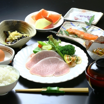★【スタンダード】自家製有機野菜を使った♪信州の恵み満載 創作料理を満喫 《1泊2食付き》