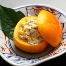地元の食材を使った♪信州の美味しい創作料理が並びます!(季節の酢の物)