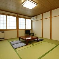 和室10畳のお部屋(ぶな)