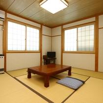 和室8畳のお部屋(くぬぎ)