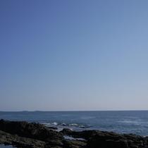 *花咲灯台/目の前には太平洋が広がります。大自然を満喫☆