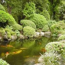 *【庭園】お食事の時間まで、庭園を散策してみてはいかがですか?