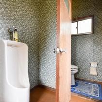 *共同トイレ