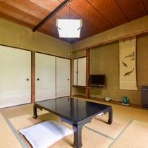 *和室/バス・トイレなしのお部屋です。
