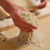 ◇蕎麦打ち工程11