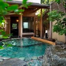 ◇貸切露天「山の辺の湯」