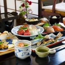 ◇選べる会席料理