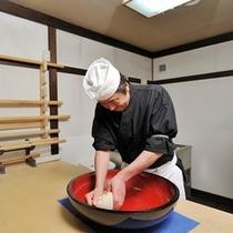 ◇蕎麦打ち工程1