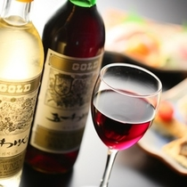 ■信州産ワインとお食事