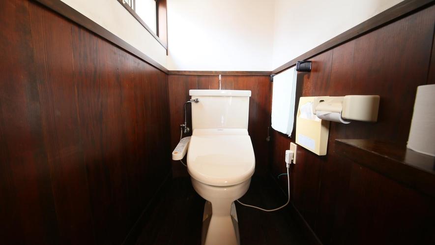 【和室8畳+広縁】トイレ