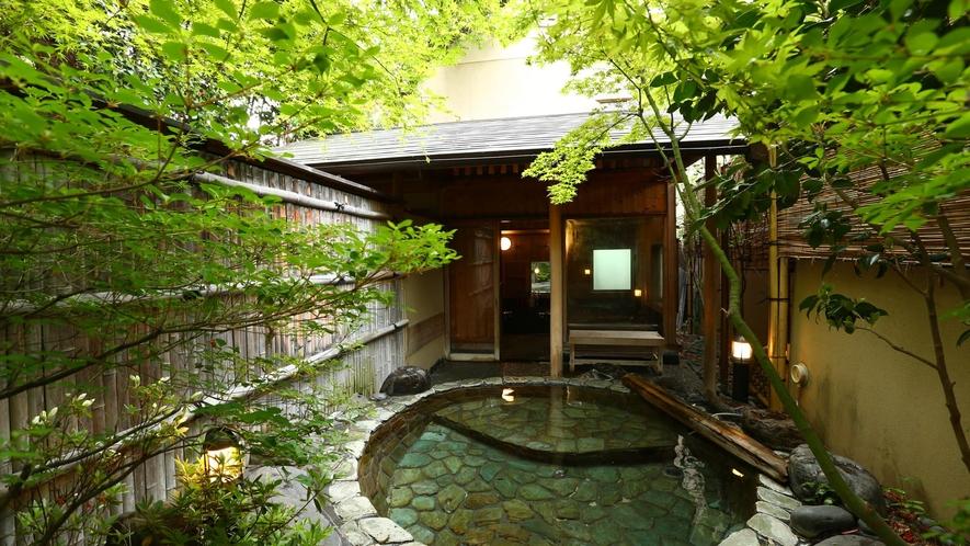 貸切風呂【山の辺の湯】