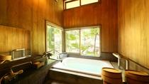 【和室8畳+広縁】温泉内風呂付 ご自身でお湯を溜めてご利用ください。