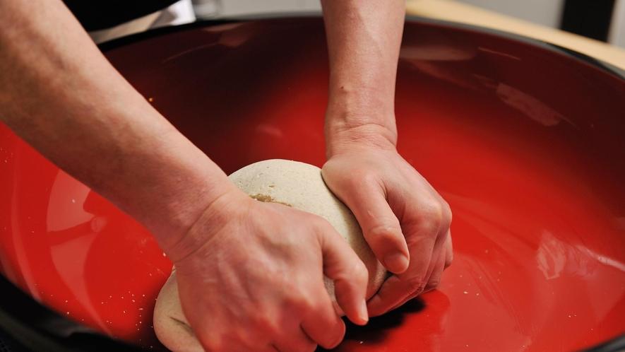 自家製手打ち蕎麦