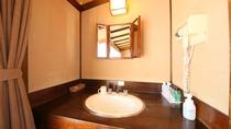 【和室8畳+広縁】洗面