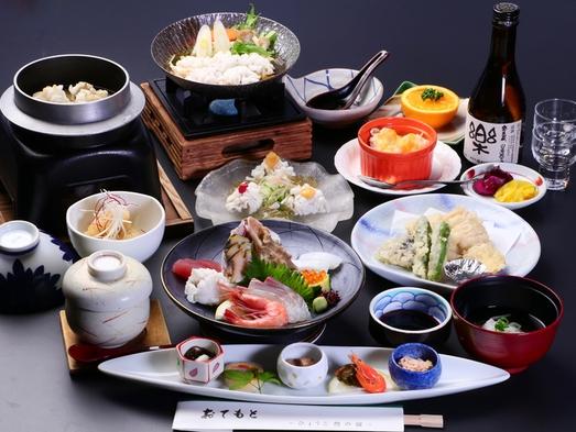 【ハモ会席】瀬戸の鱧づくし!あっさりとした鱧料理で夏を乗り切ろう!