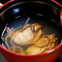 坂越牡蠣ならではの濃厚で上品な味わいをご堪能!