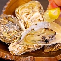 坂越牡蠣を定番の焼き牡蠣に!