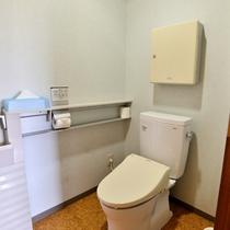 〔客室設備〕各客室にはお手洗いもございます(部屋により配置が異なります)