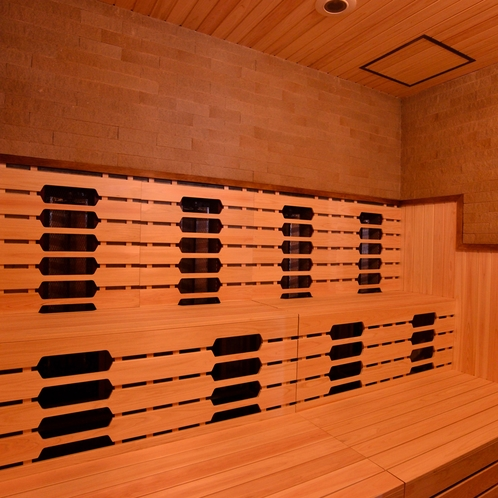 〔サウナ〕大浴場にはサウナも併設。汗を流してすっきりとしてお休みください