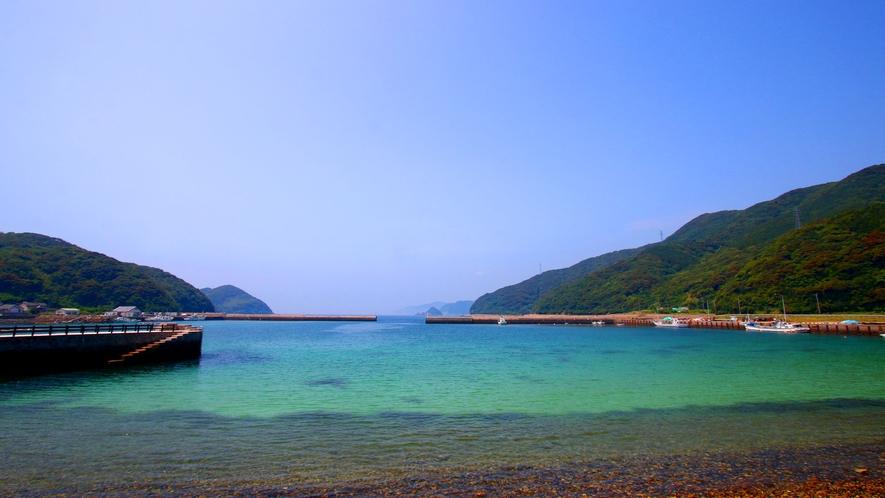 前島のトンボロ