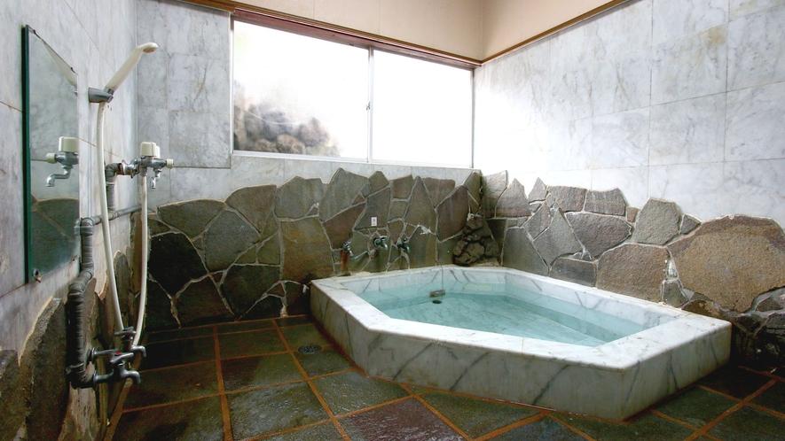 貸切風呂可能なお風呂です
