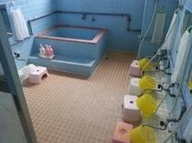 女性用お風呂 全体像
