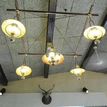 ◆1階ロビー天井ランプ