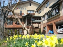春のくまくま(4月)