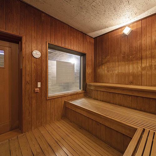 大浴場サウナ