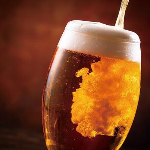 オールインクルーシブ 生ビール (夕食時無料)