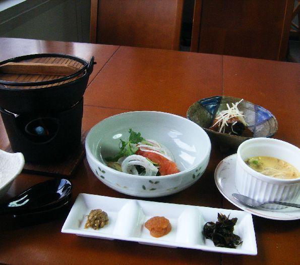 オリジナル和・朝食