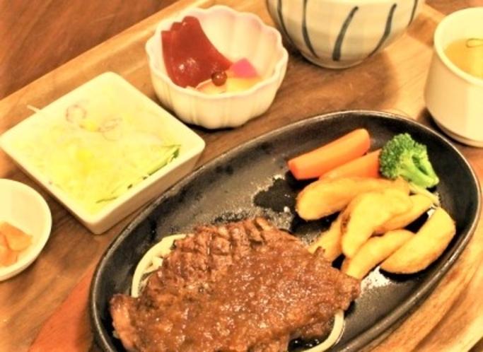 ★麦キッチン★ ステーキ膳