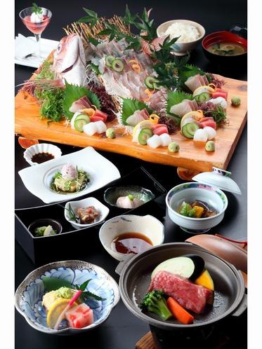 地魚と長崎和牛プラン