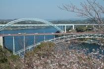 新西海橋と西海橋
