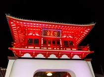 2016 武雄のあかり展 楼門
