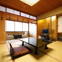 石風呂付き客室 1