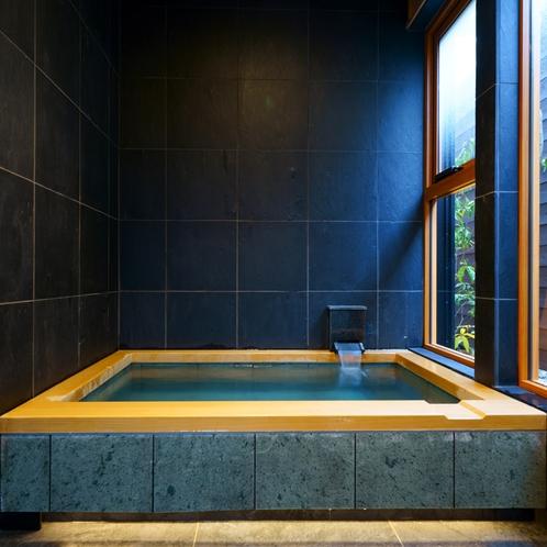 貸切風呂 十和田石の湯