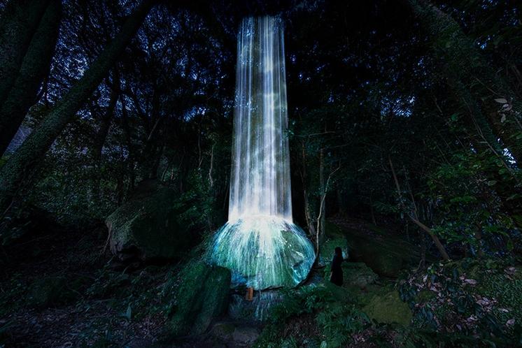 かみさまがすまう森のアート展2017 御船山