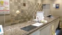 【新型コロナウイルス感染症への対策】カウンター 飛沫感染防止アクリルボード